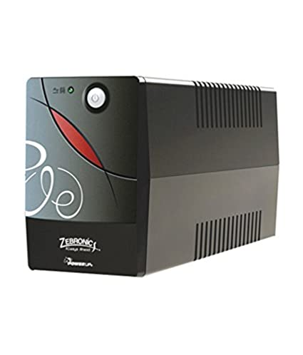 zebronics zeb u725 ups buy zebronics zeb u725 ups online at low rh amazon in