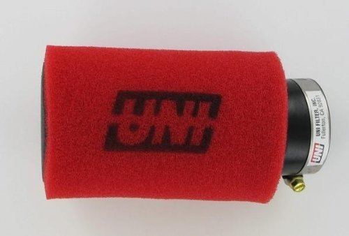 UNI 2-Stage Pod Filter Angled 6 Inch 1-3/4 IN/44MM ID