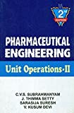 Pharmaceutical Engineering ( Unit Operations -2)