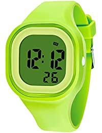 Kids Watch, Sports Watch for Children with Silicone Case...