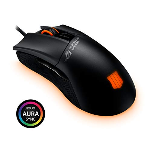 Asus ROG Gladius II Origin Call of Duty: Black Ops 4 Edition Wired USB Optical Ergonomic FPS Gaming Mouse