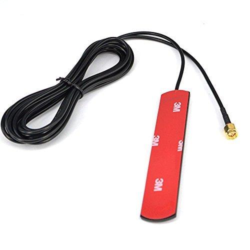Antena 3G 4G LTE 700–2600mhz SMA conector macho con cable de 3m para módem WiFi 4G Router