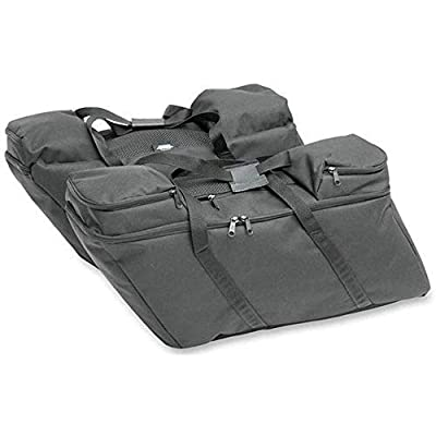 Jayefo Essential Saddlebag Side Case Liners for Harley Davidson Travel Saddle Glide Street/Electra/Road King, Pair (1993-2013): Sports & Outdoors