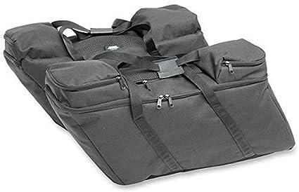 Jayefo Essential Saddlebag Side Case Liners for Harley Davidson Travel Saddle Glide Street//Electra//Road King Pair