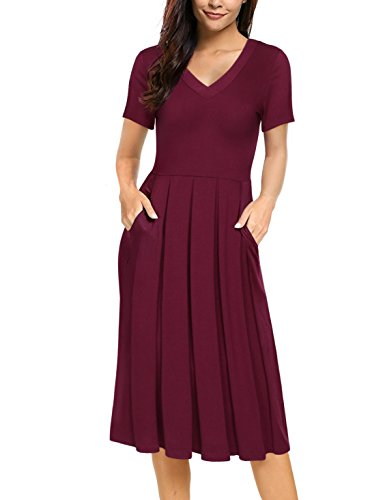 bridesmaid dresses a line empire - 5