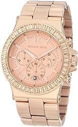 Michael Kors Women's MK5412 Dylan Rose-Tone Watch