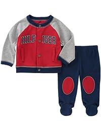 Baby Boys' Cardigan Pant Set