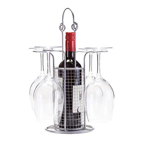 Oenophilia Bottle Service Caddy