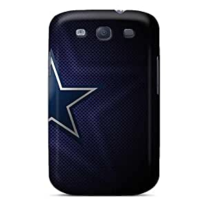 Snap-on Dallas Cowboys Case Cover Skin Compatible With Galaxy S3