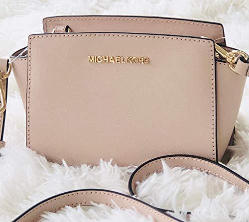 quite nice online store offer SHOPUS | MICHAEL Michael Kors Selma Mini Saffiano Leather ...
