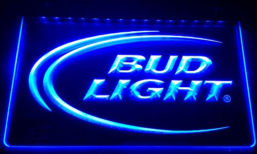 Amazon niceshopping bud light beer shop bar pub club neon niceshopping bud light beer shop bar pub club neon light sign for mozeypictures Choice Image