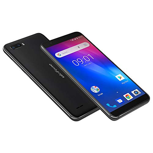Gallity Ulefone S1 4G Smartphone Pro Mobile Phone 5.5 inch 18:9 MTK6739 Quad Core 1GB RAM 16GB ROM 13MP+5MP Face Unlock Android 8.1 (Black) by Gallity (Image #6)