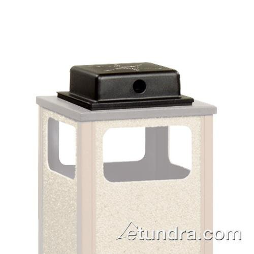 Rubbermaid Commercial Products FGWU3 Weather Urn for Aspen Series R18SU Outdoor Ash/Trash (Series Weather Urn)