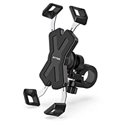 Bike Phone Mount - RYYMX Bicycle Phone H...