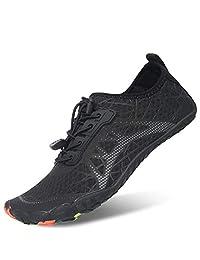JOINFREE Water Shoes Men Women Quick Drying Swim Surf Beach Pool Shoes Aqua Shoes Summer Outdoor Sports Shoes