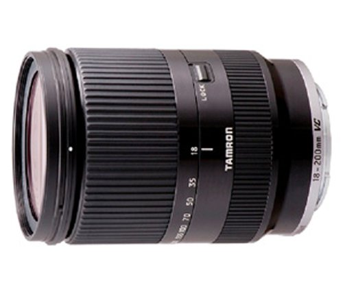 Tamron 18-200mm Di III VC for Sony Mirrorless Interchangeable-Lens Camera Series AFB011-700 (Black) (Best Interchangeable Lens Camera)