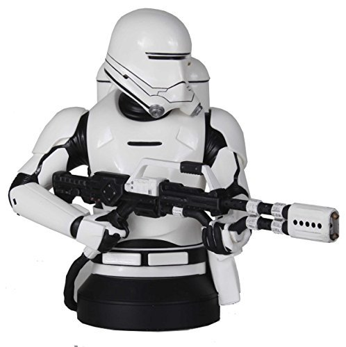 Star Wars First Order Flametrooper Mini Bust Statue (Mini Bust Discount)