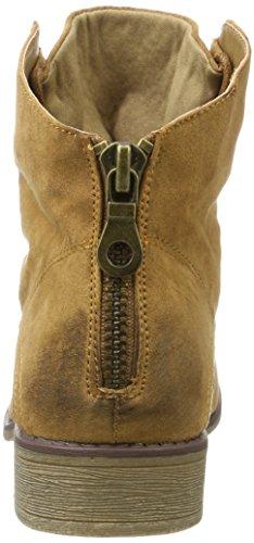 Derby Anna Cordones Hailys Zapatos Marr para de Lu Mujer BqnROnXw