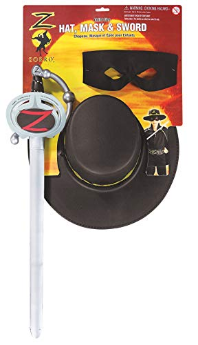 Zorro Costume Kids (Zorro Generation Z Child's Costume Accessory)