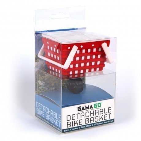 Gamago Detachable Bike Basket by GAMAGO
