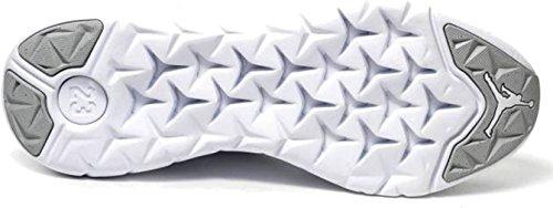 Womens Nike Free Xt Quick Fit + Scarpe Da Corsa Bianco / Argento Metallizzato