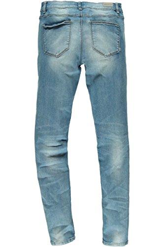 Donna Blau Jeans Greystone light Blue 013 BqvxzwZS