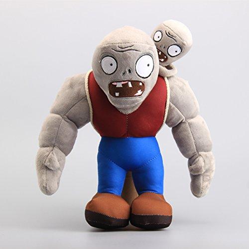 Gargantuar Zombie 13 Inch Toddler Stuffed Plush Kids Toys PV
