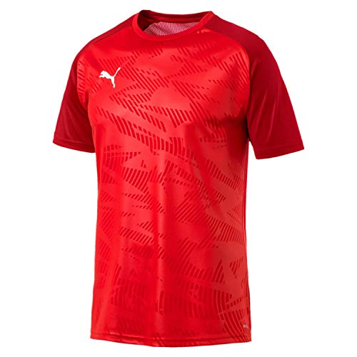 Core Homme Jersey Maillot Pepper Puma chili Cup Red Training qtHwExBAxv