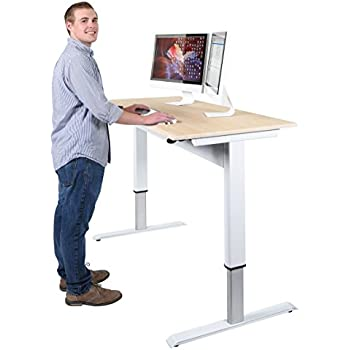 Amazon Com Stand Up Desk Store 60 Quot Crank Steel