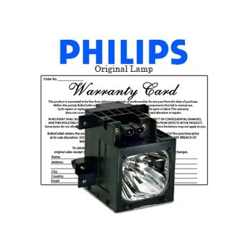 Amazon.com: Sony KF-50WE610 Lamp with Housing XL2100: Home Audio ...