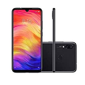 Xiaomi Redmi Note 7 128GB + 4GB RAM 6.3″ FHD+ LTE Factory Unlocked 48MP GSM Smartphone (Global Version, No Warranty) (Space Black)