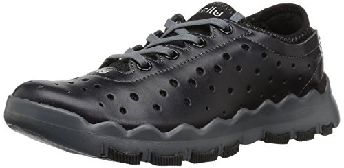 Shoe Walking CCILU Black Wax Capri Women's tCxIIqwcRf
