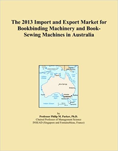 The 2013 Import and Export Market for Bookbinding Machinery and Book-Sewing Machines in Australia