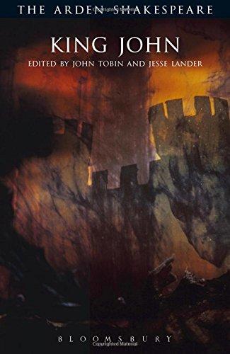 King John: Third Series (The Arden Shakespeare Third Series) by The Arden Shakespeare