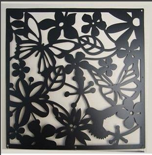 Terrific Buy 1Pc Butterfly Flower Wall Sticker Hanging Screen Curtain Interior Design Ideas Tzicisoteloinfo