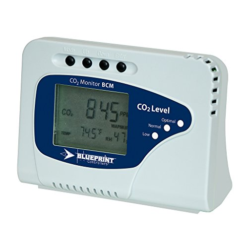 Co2 Ppm Controller (Blueprint Controllers CO2 Monitor, BCM)