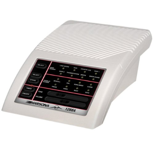 Marsona 1288A Programmable Sound Conditioner by Marpac