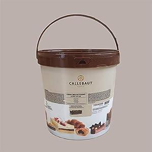 Lucgel Srl 10 Kg Crema dell'Artigiano al Gusto Cioccolato Fondente Extra Bitter Cacao in Polvere (25,5%) per Cottura…