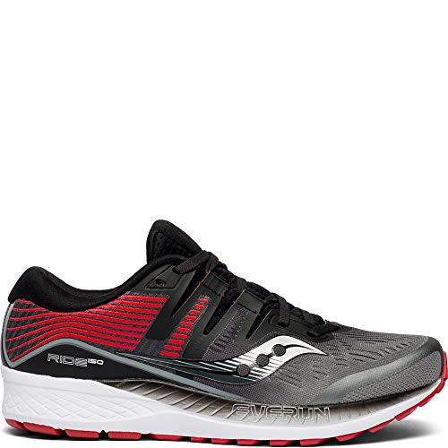 Saucony Ride ISO Men 12 Grey | Black