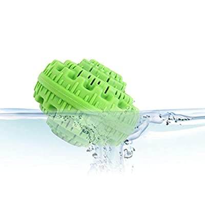 2019 Eco Magic Laundry Ball Orb No Detergent Wash Wizard Style Washing Machine