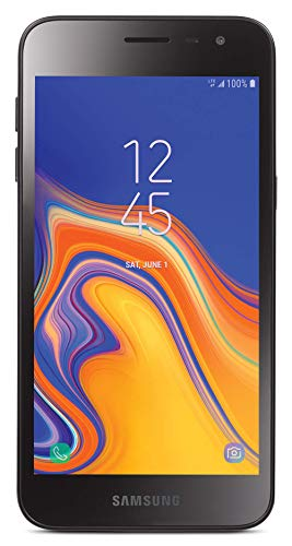 Total Wireless Samsung Galaxy J2 4G LTE Prepaid Smartphone (Locked) - Black - 16GB - Sim Card Included - CDMA