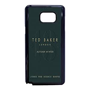 Samsung Galaxy Note 5 Cell Phone Case Black Ted Baker logo RX6028104