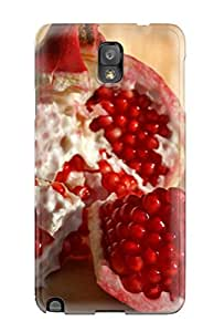 New Galaxy Note 3 Case Cover Casing(yummy Pomegranate)