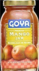 Goya Mango Jam - Mermelada de Mango 17 oz - Mango Jelly
