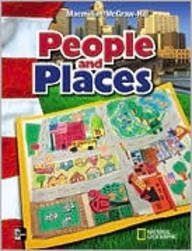 People and Places (Mcgraw-Hill Social Studies)