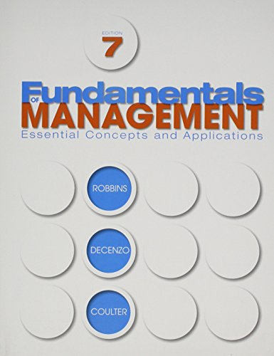 Fundamentals of Management Plus MyManagementLab with eText (7th Edition)