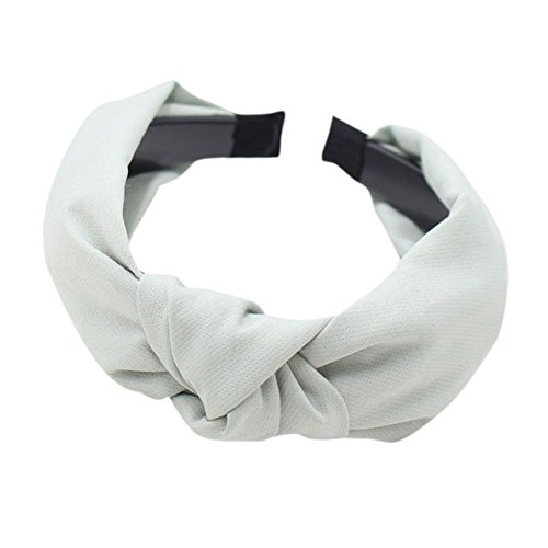 Women Fashion Knotted Headband Hair Hoop
