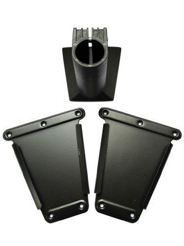 tm - Wall Mounted Repair Stand - 2 Wall Plates - Storage /& Repair BDBikes