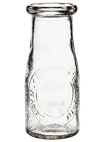 (Sullivans Milk Bottle Vase Glass Home)