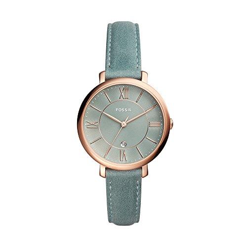 fossil blue watch women - 3